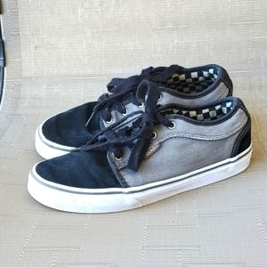 Van's Suede and Canvas Skate Shoe
